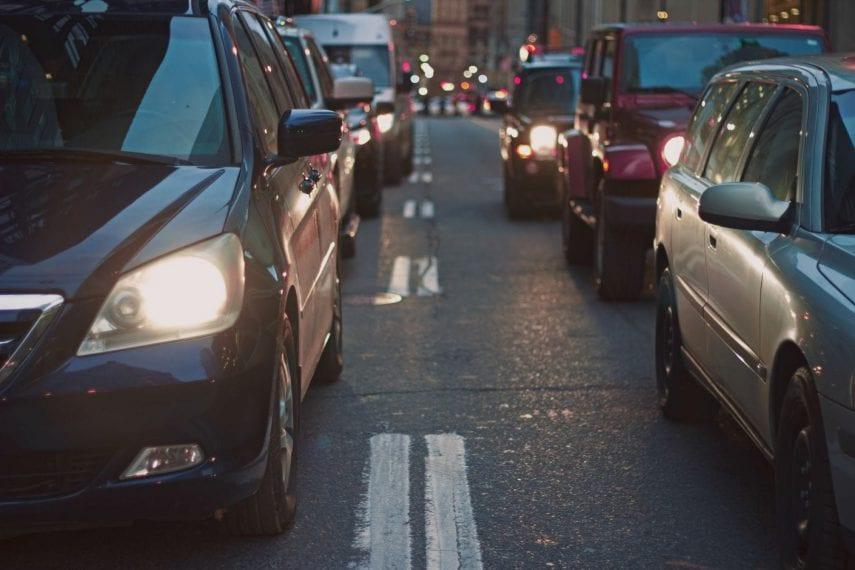 Whiplash door auto ongeval